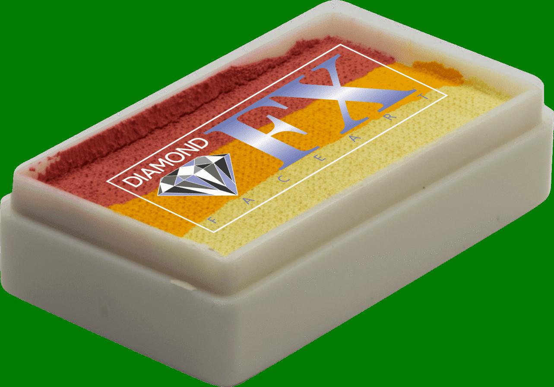 DFX No. 18 Small Split Cake