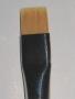 Short Flat Brush No.10