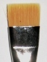 Short Flat Brush No.14