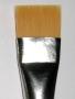 Short Flat Brush No.16
