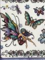 Large Fairy Tattoo
