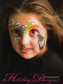 The Face Painting Book of Holiday Designs - Small Image