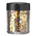 Holo Gold Heart Shapes Stargazer Glitter 5gm