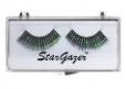 Black & Green Eyelashes 06