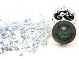 Glitter Chunks Dolphinau