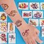 Assorted Tattoos