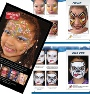 Books, Mags and DVDs - Facepaint UK