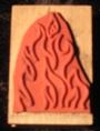 Flames Stamptoo