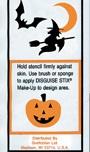 8 Halloween Stencil
