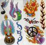 Rock 'n' Roll Tattoos
