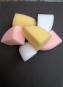 Soft 'French Candy' Sponge x 6 - Large Image