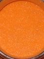 Neon Orange Glitter Bag 20g