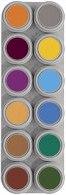 12 colour B water palette