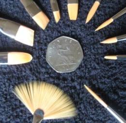 Brushing up on brushes - Facepaint UK Blog
