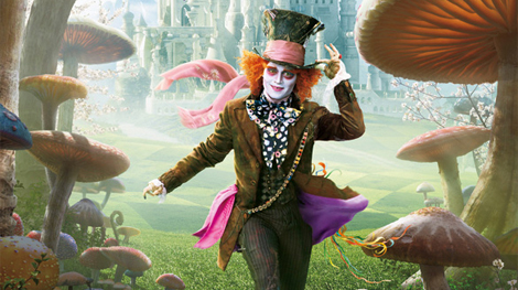 Mad as a Hatter - Facepaint UK Blog
