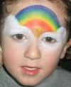 Rainbow Paint - Facepaint UK Blog