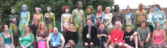 UKBPF - UK Body Painting Festival - Facepaint UK Blog